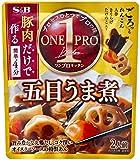 SB ワンプロキッチン五目うま煮 225g ×4袋