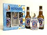 ヒナノビールグラス付セット