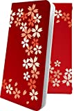 GS03 / GS02 ケース 手帳型 和 和風 和柄 日本 japan 花 花柄 フラワー ジーエス 手帳型ケース サクラ 桜 GS 03 02 gs3 gs2 木 ウッド 木目 wood