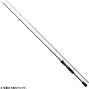 ダイワ(Daiwa) メバリングロッド スピニング メバリング X 74UL-T 釣り竿