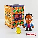Kidrobot Carl - Moe's Tavern Simpsons ミニシリーズ ブラインドボックス