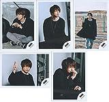 増田貴久 NEWS LPS PV& ジャケ 撮影 公式写真 個人 5枚セット 1/17