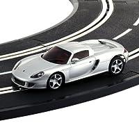 Dslot43 RTR PORSCHE CARRERA GT silver D1431030401