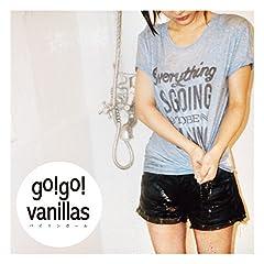 go!go!vanillas「春夏秋冬」の歌詞を収録したCDジャケット画像