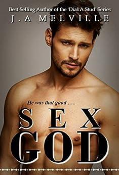 Sex God by [Melville, J. A]