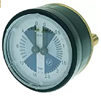 FAEMA Boiler-pump Pressure Gauge 62 Mm