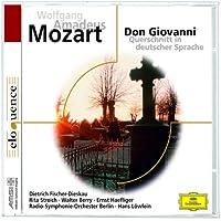 Don Giovanni (Qs) (Dt.)