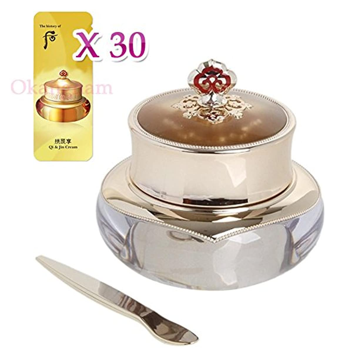 から聞くショップ免疫【フー/ The history of whoo]  Whoo 后 CK04 Hwahyun Eye Cream / 后(フー) 天気丹(チョンギダン) ファヒョン アイクリーム25ml + [Sample Gift](...