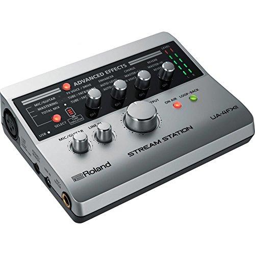 ROLAND UA-4FX2 オーディオインターフェース