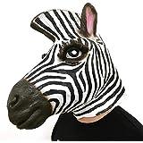馬のマスク、祭りやダンスパーティーのための馬の頭おかしい動物マスクコレクションハロウィンコスチューム