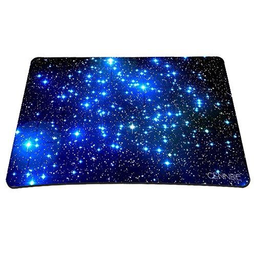 Cennbie されマウスパッド サイズ 宇宙とか天文関係のイラストマウスパッド 22cm×17cm