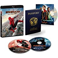 【Amazon.co.jp限定】スパイダーマン:ファー・フロム・ホーム ブルーレイ&DVDセット