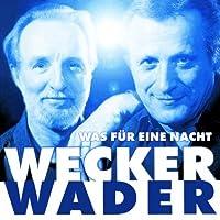 WECKER WADER-WAS FUER