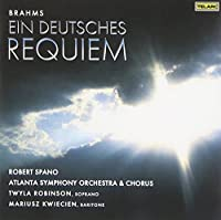 Brahms Ein Deutsches Requiem by Spano/ASO & Chorus (2008-05-20)
