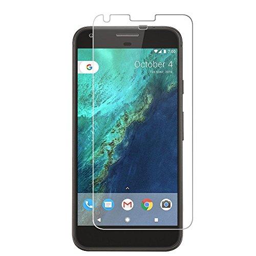 RoiCiel Google Pixel XL液晶保護強化ガラスフィルム 5.5インチ Google Pixel XL / HTC Marlin硬度9H 超薄0.3mm 2.5D ラウンドエッジ加工 (Google Pixel XL)