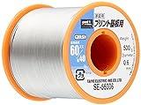 goot リール巻はんだ プリント基板用 0.6mm 500g巻 SE-56006