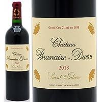 [2013] シャトー ブラネール デュクリュ 750ml (サンジュリアン第4級)赤ワイン【コク辛口】((ACBD0113))