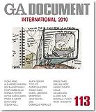 GA DOCUMENT 113―世界の建築 INTERNATIONAL2010