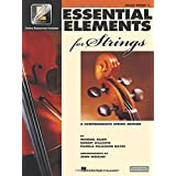 Essential Elements for Strings - Book 1 with EEi: Cello