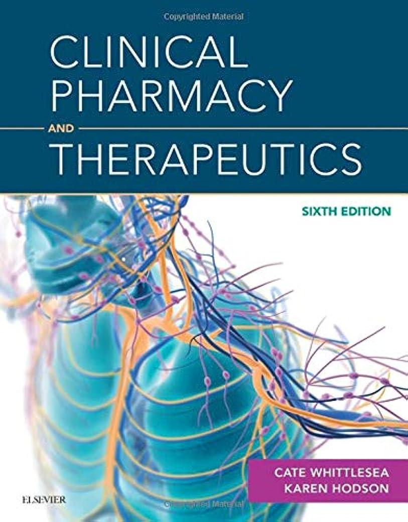文献コンテンツ執着Clinical Pharmacy and Therapeutics, 6e