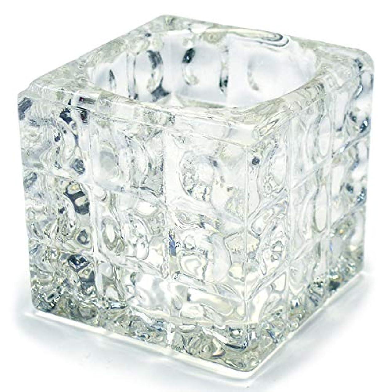 ファックス驚くべきジャズキャンドルホルダー ガラス 2 キャンドルスタンド クリスマス ティーキャンドル 誕生日 記念日