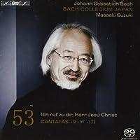 Cantatas Vol. 53-Cantatas 9 97 & 177