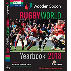 Rugby World Yearbook 2018