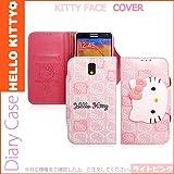[HELLO KITTY Face Cover ハローキティ キティ 手帳型 ケース] iphone 5S SE iphone 6/6S iphone 6plus/6Splus iphone7 iphone 7plus (KT Face Cover) (【iphone 5/5S/SE】, ピンク) [並行輸入品]
