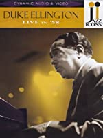 Jazz Icons: Duke Ellington Live in '58 by Johnny Hodges