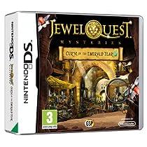 Jewel Quest Mysteries: Curse of the Emerald Tear (NDS) (輸入版)
