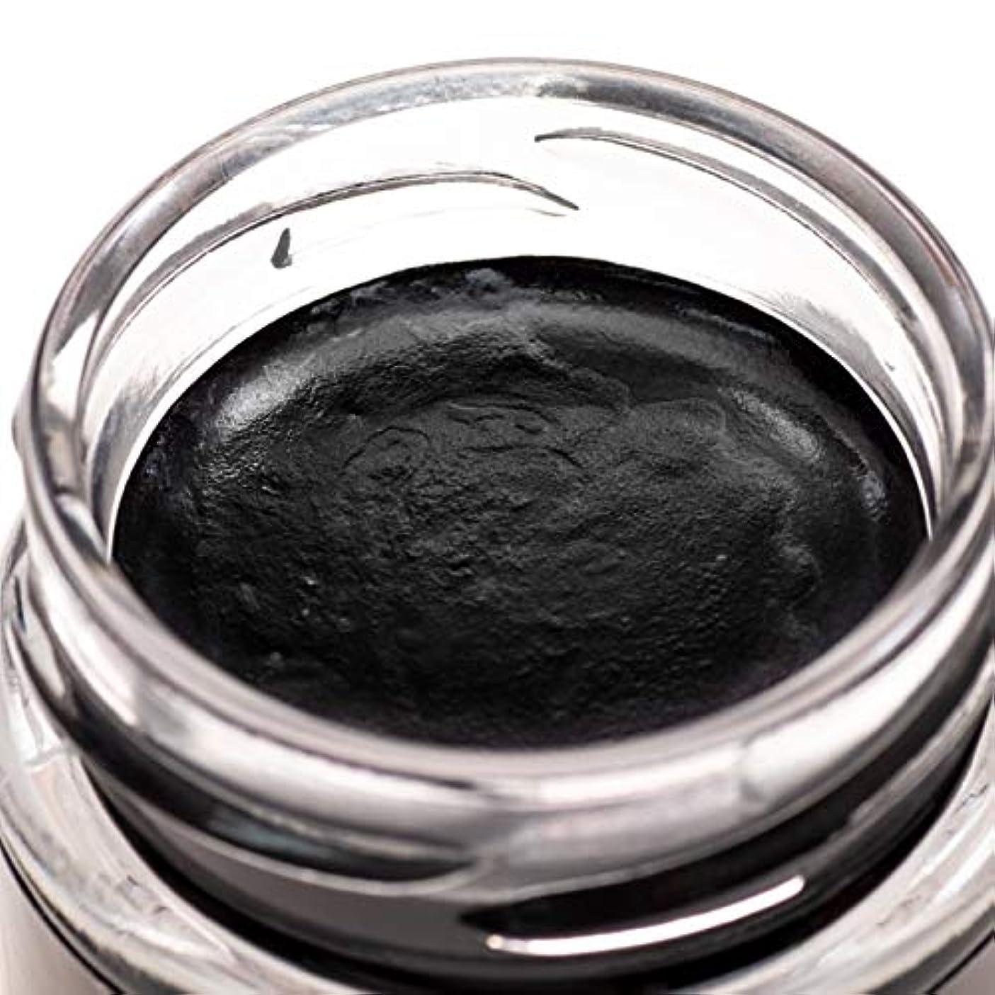 汚いパーツ政治的EMAJINY カラーワックス Formal Black F25 ブラック 36g