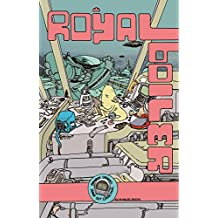 Royal Boiler: Brandon Graham's Drawn Out Collection