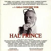 A Gala Concert for Hal Prince