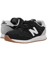 (ニューバランス) New Balance キッズランニングシューズ??スニーカー?靴 KA520v1 (Infant/Toddler) Black/White 8.5 Toddler (15.5cm) M