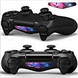 Amazon.co.jpHzjundasi LED ライトバーデカールステッカー肌 for PS4/PS4 Pro/PS4 Slim Controller Dualshock 4 #0217
