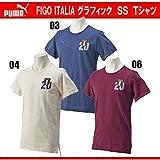 (プーマ)PUMA サッカー イタリア グラフィック半袖Tシャツ 761803 [メンズ] 06 ジンファンデル M