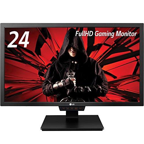 LG ゲーミング モニター ディスプレイ 24GM79G-B 24インチ/フルHD/TN非光沢/144Hz/2ms(1ms MBR)/DisplayPort×1・HDMI×2