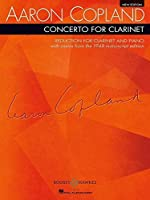 Concerto: Clarinet and String Orchestra With Harp and Piano, Reduction for Clarinet and Piano