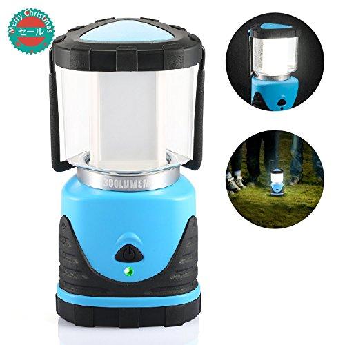 DIKI キャンプランタン アウトドアライト LED3段階調光 電池式 PX5防水 防災 キャンプ/登山/夜釣り適用