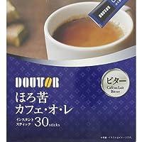 ドトール ほろ苦カフェ・オ・レ インスタント スティック 210g(7g×30本)