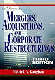 Mergers, Acquisitions, and Corporate Restructurings (Wiley Mergers and Acquisitions Library) 画像