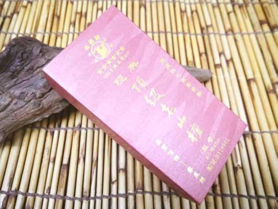 おばさん幻滅名声寿星牌 中国広州のお香【頂級老山檀】寿星牌謹製