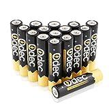 Odec 単4形 充電式ニッケル水素電池 16個パック 1000mAh 高性能単4形電池 OD-AAA-003-JPA