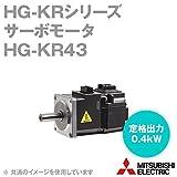 三菱電機 HG-KR43 サーボモータ HG-KRシリーズ (低慣性・小容量) (定格出力容量 0.4kW) (慣性モーメント 0.371J) NN