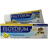 Elgydium Kids Gel Toothpaste Banana Flavor 50ml [並行輸入品]