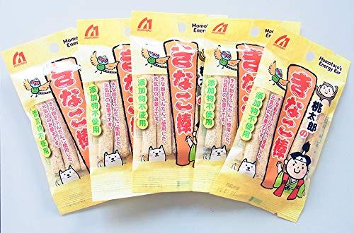 amazon限定品 桃太郎のきなこ棒 4本×5袋