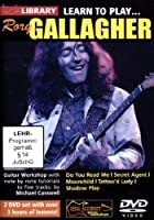 Lick Library: Learn To Play Rory Gallagher. For ギター