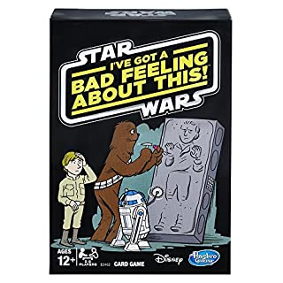 Star Wars - I've Got A Bad Feeling About This - Card Game - Ages 12+ (B072VZLB6M) | Amazon price tracker / tracking, Amazon price history charts, Amazon price watches, Amazon price drop alerts