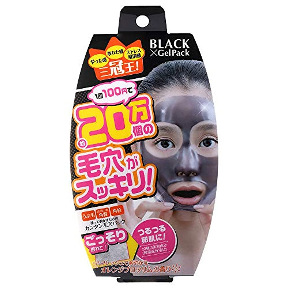 ブラックゲルパック 90g