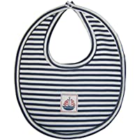 Kissy Kissy Baby-Boys Infant Skysail Stripe Bib
